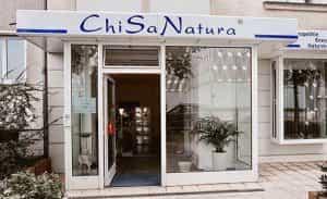 Der Eingang zur Praxis ChiSaNatura ® Berlin.