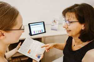 Gesundheits-Check-Up in der Praxis ChiSaNatura ® in Berlin Charlottenburg