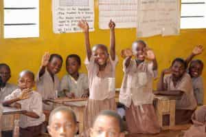 Schulkinder in Kenia | Hilfe für Kwale District e.V.
