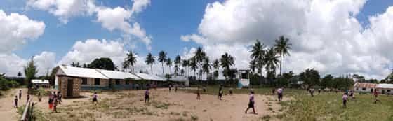 Schulgebäude in Kenia | Hilfe für Kwale District e.V.