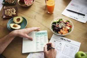 """Das Ernährungsprogramm """"gesund & aktiv"""""""